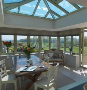 Benefits of Orangery Conservatory Roofing