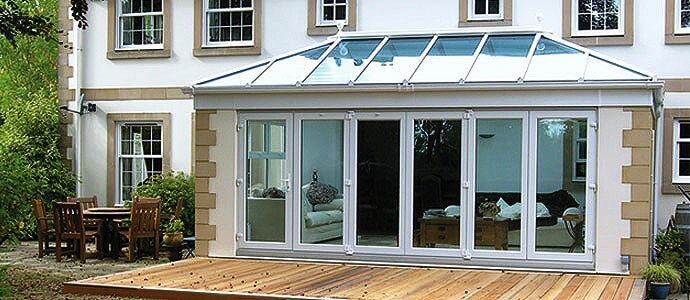Decking For Your Conservatory Patio